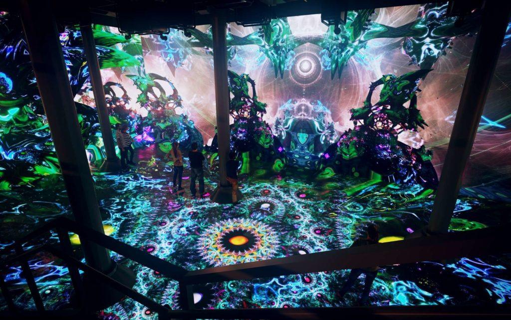 Esta Nueva Muestra Digital De Arte Conecta El Arte, La Ciencia Y La Tecnología A Través De La Geometría