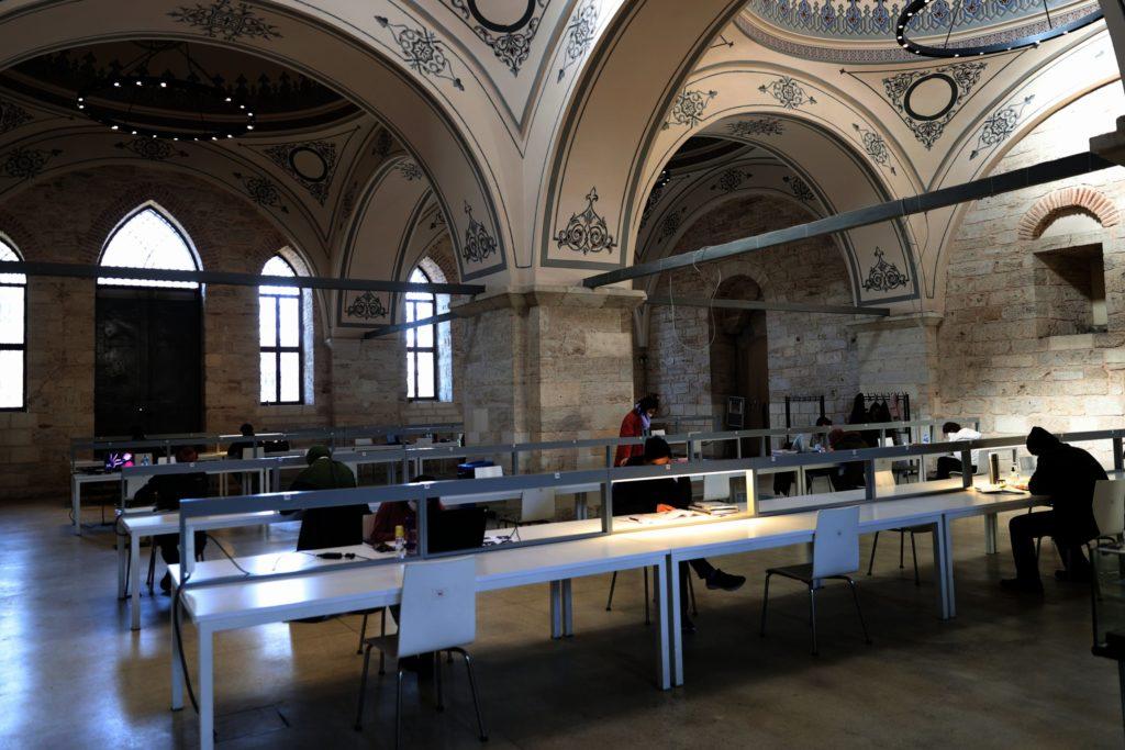 La Primera Biblioteca Nacional De Turquía Se Prepara Para Digitalizar Toda Su Colección
