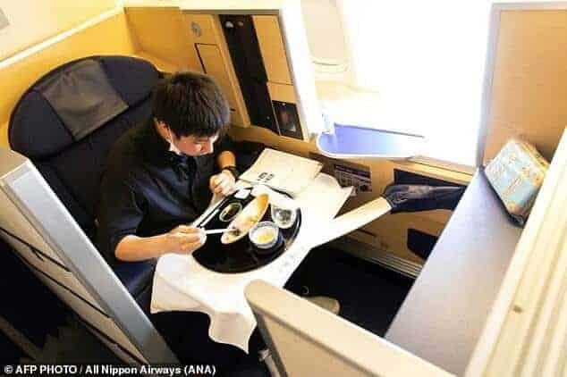Aerolínea japonesa