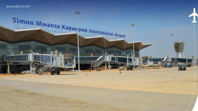 Un Avión De La Aerolínea Ethiopian Airlines Aterrizó En Un Aeropuerto En Construcción Por Error