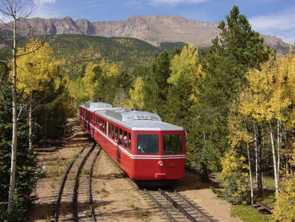 El Ferrocarril De Montaña Más Alto De Estados Unidos Reabrirá En Mayo Luego De Permanecer Cerrado Desde 2017