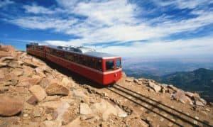 pikes peak cog railway 1
