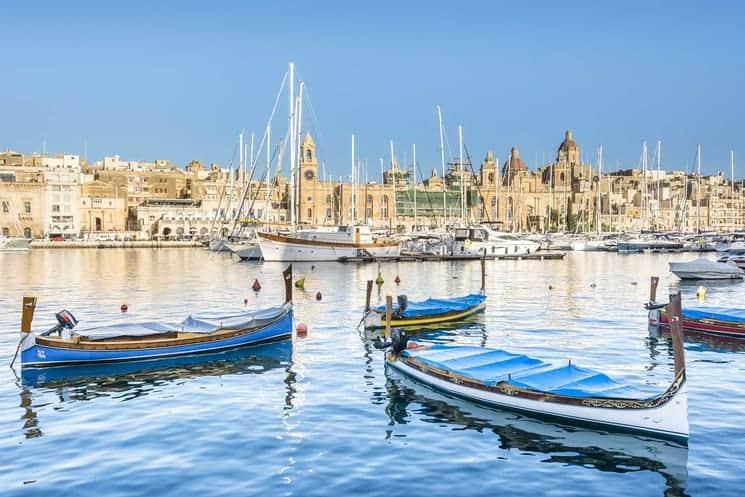 imagen Malta reabrirá sus fronteras malta