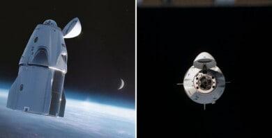 La cápsula Crew Dragón de SpaceX incluirá una cúpula de vidrio para tener una vista del espacio de 360 grados