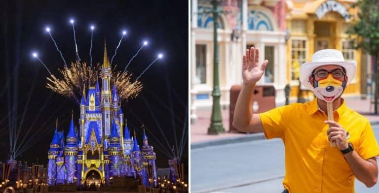 Walt Disney World actualizó su política para el uso de mascarillas dentro del parque