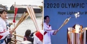 El paso de la antorcha olímpica por Osaka se realizará sin público debido a un aumento de casos de COVID-19