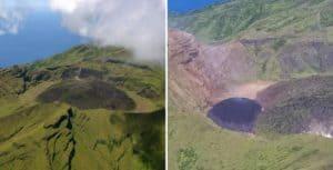 La isla caribeña de San Vicente ordenó la evacuación de la región norte frente a una posible erupción volcánica