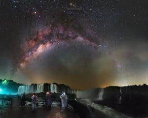 Astrofotografia en Argentina noche