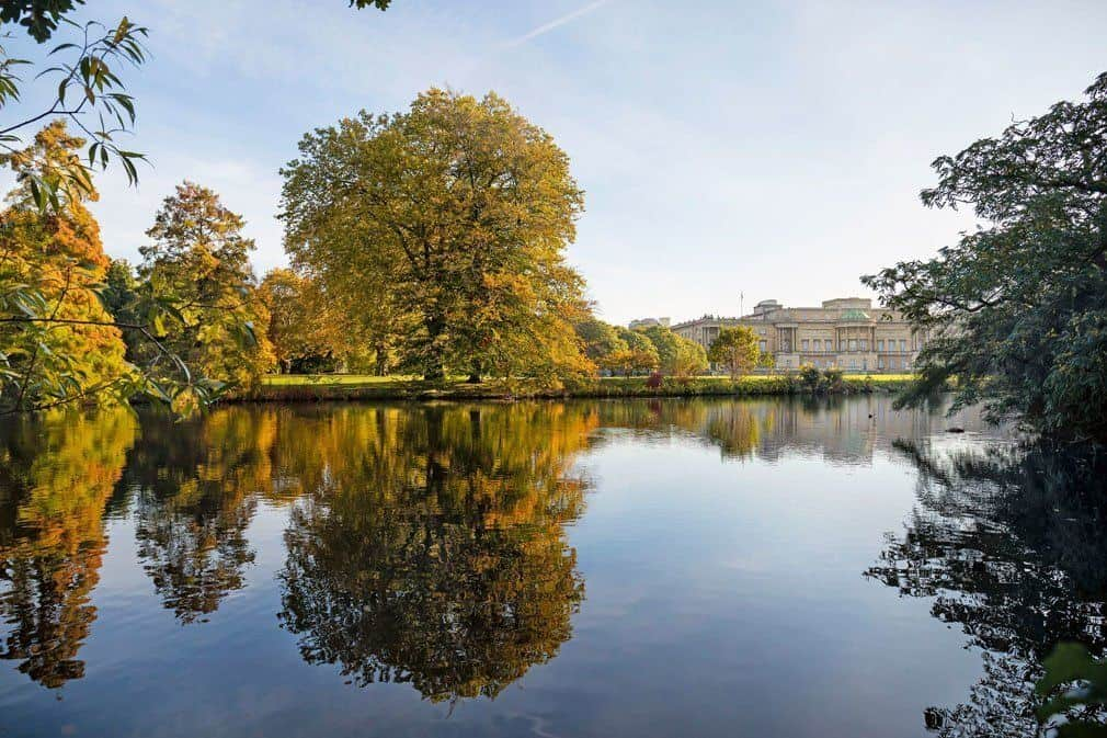 imagen Palacio de Buckingham Buckingham Palace gardens