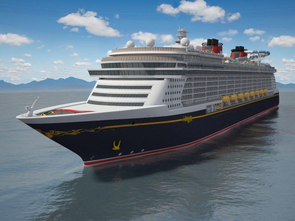 La línea de cruceros Disney Cruise Line informó la suspensión temporal de varios de sus viajes