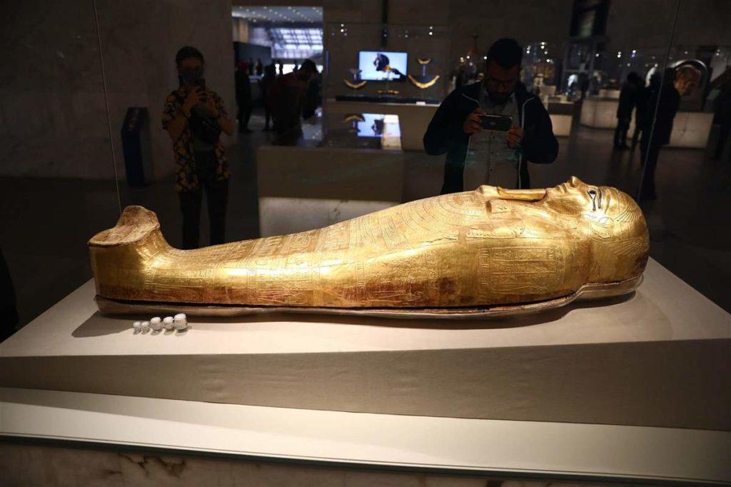 imagen faraones de Egipto el viaje de las momias reales al nmec una modernizacion obligada 15190ae5 1200x799