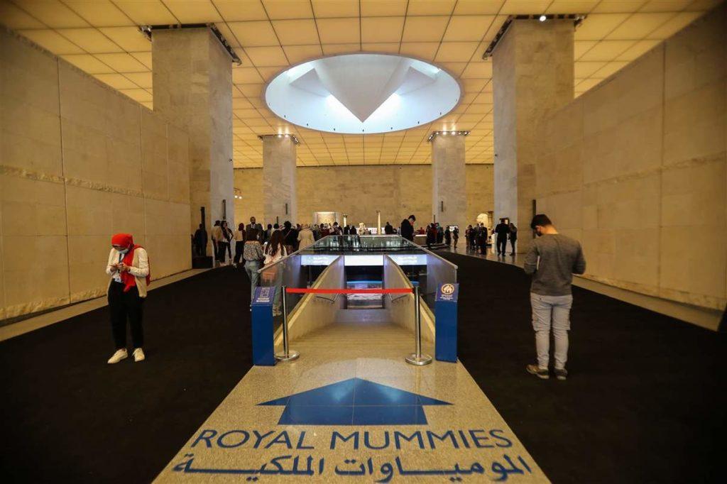 imagen faraones de Egipto la royal hall of mummies un espejo del valle de los reyes 6408d134 1200x799