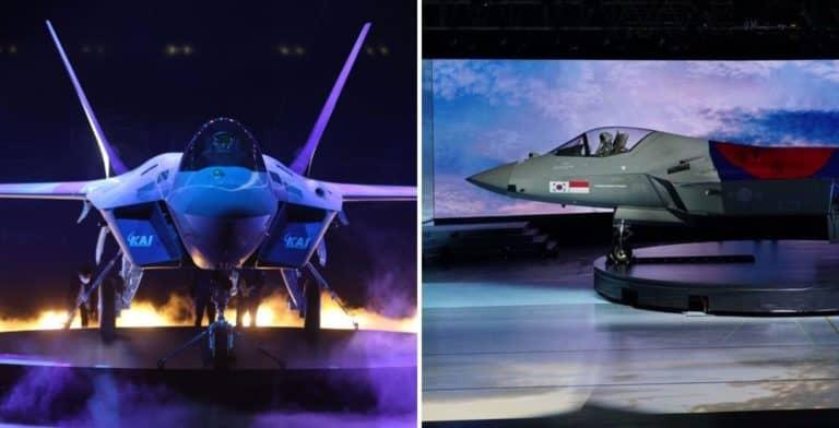 Corea del Sur presentó su nueva línea de aviones supersónicos de combate y los primeros estarán listos para finales de 2021