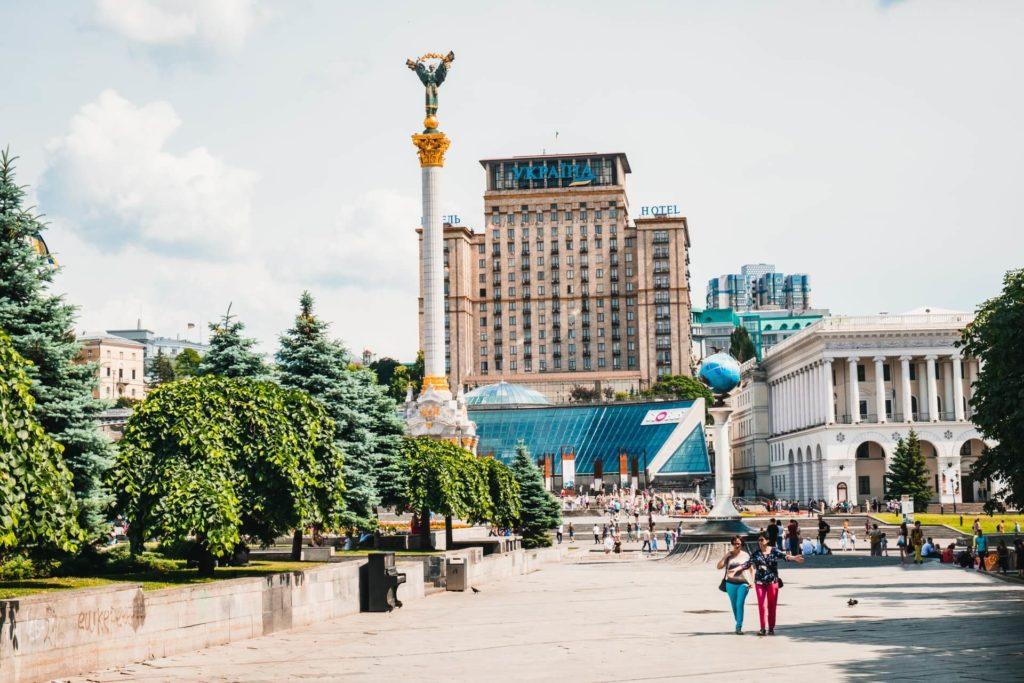 imagen lugares que visitar en Kiev silver ringvee Gnty3Djwfns unsplash 1