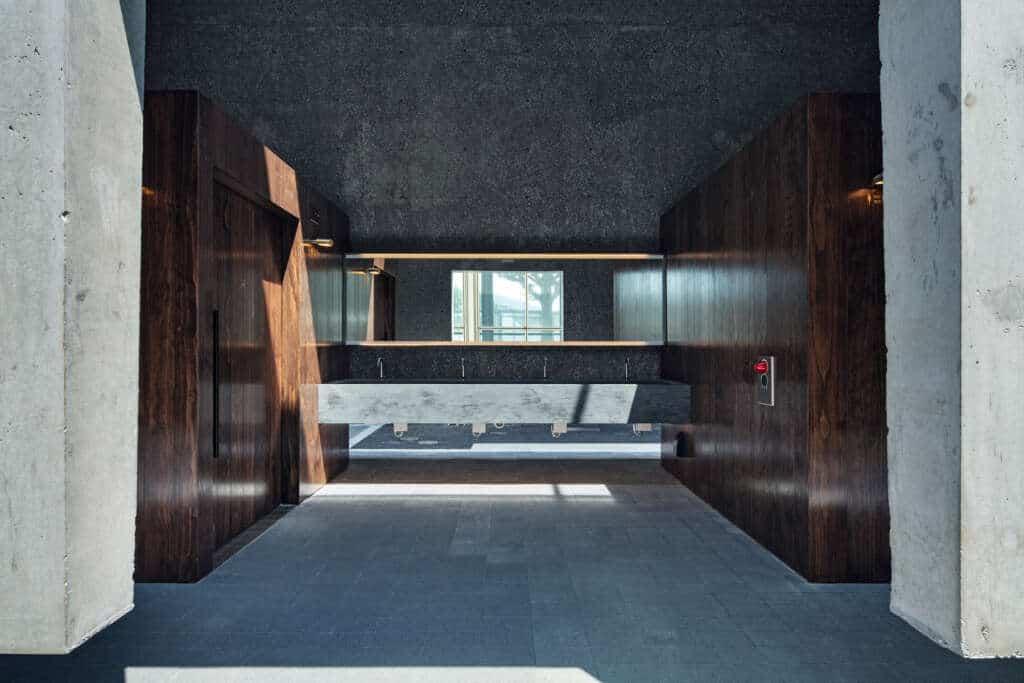 baños públicos más bonitos de Japón