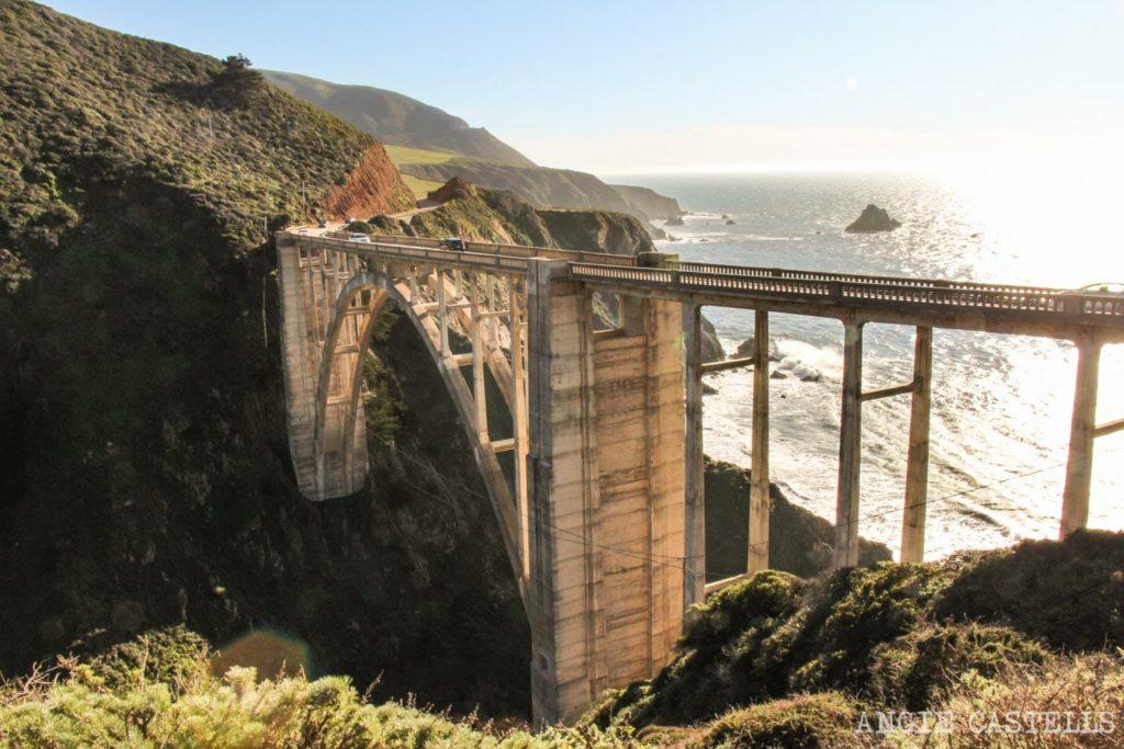 California Reabre Su Icónica Autopista 1, Una De Las Rutas De Viaje Por Carretera Más Populares De Estados Unidos