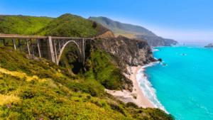 California reabre su iconica autopista 1