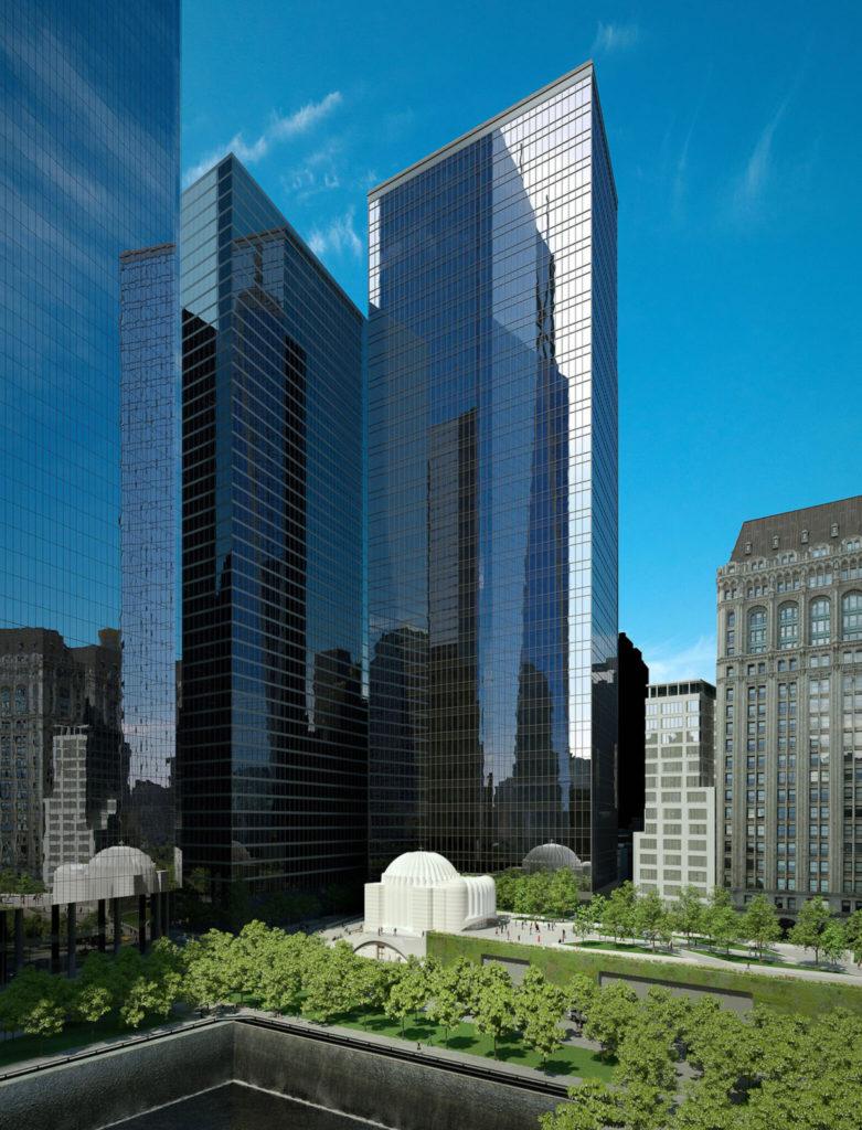 Tras la destrucción de la iglesia original durante los ataques del 11 de septiembre de 2001, inaugurarán una nueva iglesia ortodoxa frente al World Trade Center