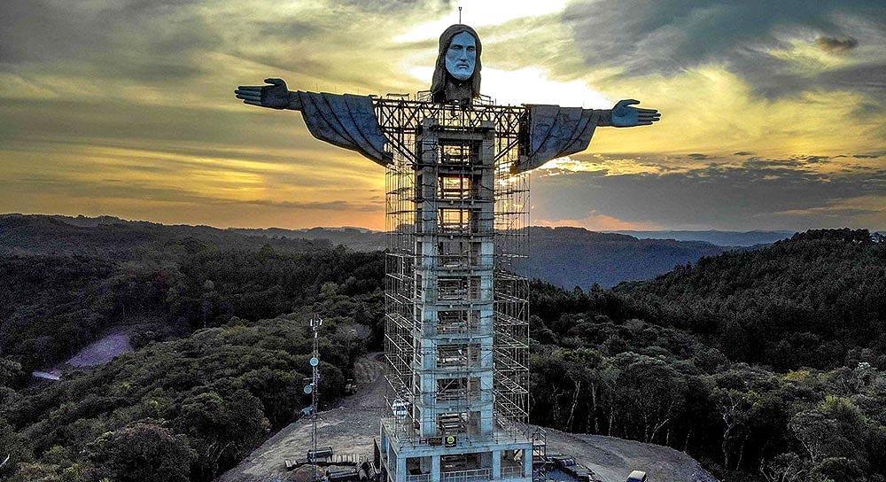 Imagen El Protector Cristo En Encantado 1618061861