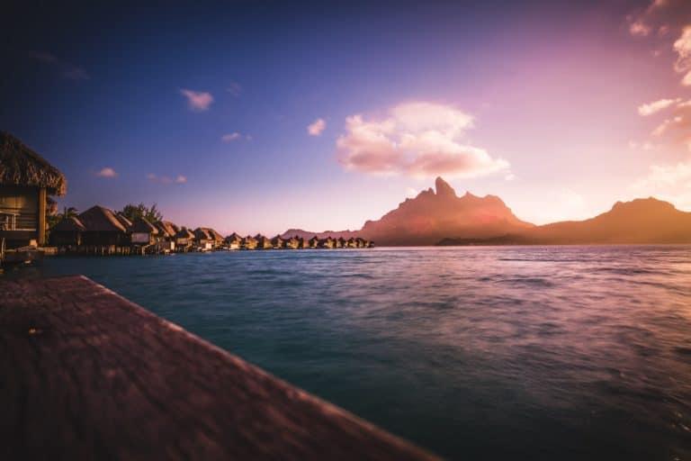 Tahití y Bora Bora volverán a abrir sus puertas al turismo a partir de Mayo 2021