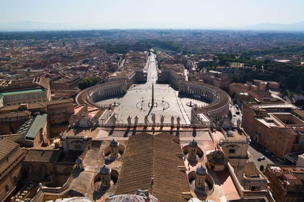 imagen visitar la Ciudad del Vaticano renan greca D3YTCO3S xE unsplash 1