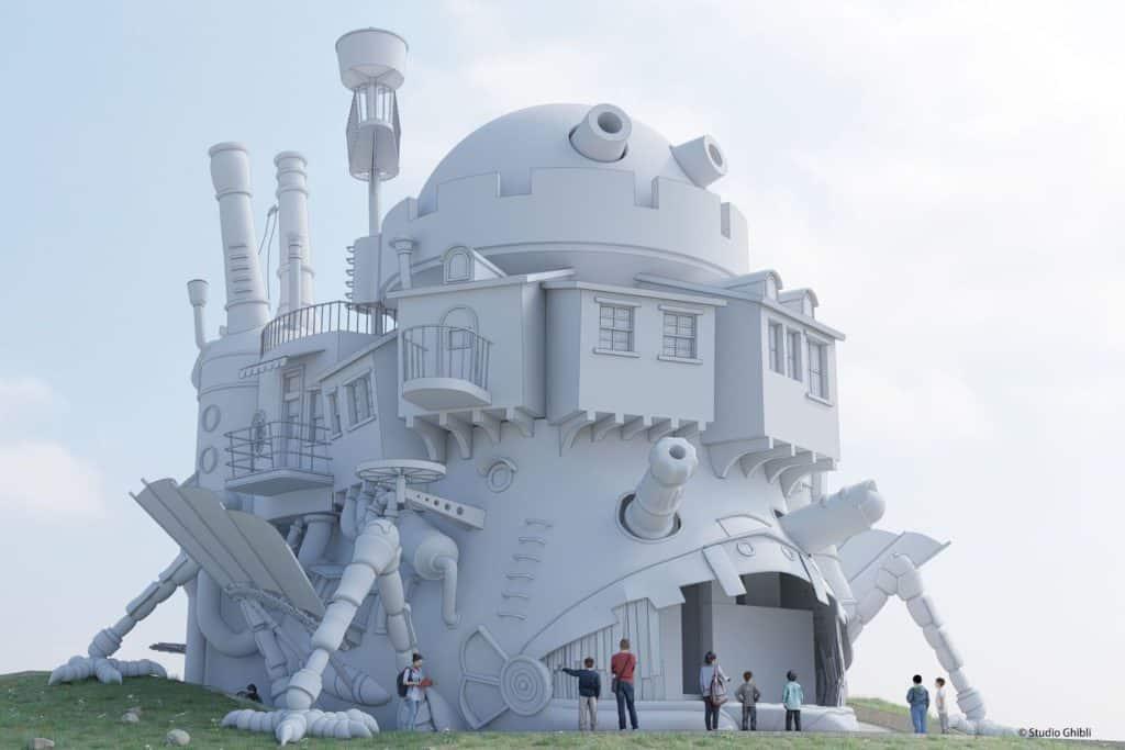 Japón: Así lucirá el parque temático Studio Ghibli, en honor al famoso animador japonés Hayao Miyazaki