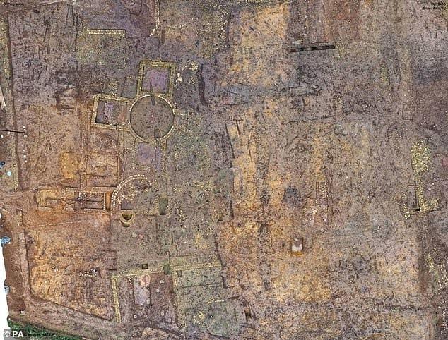 """Encuentran restos de una villa romana de """"alto estatus"""" en Scarborough, Inglaterra"""