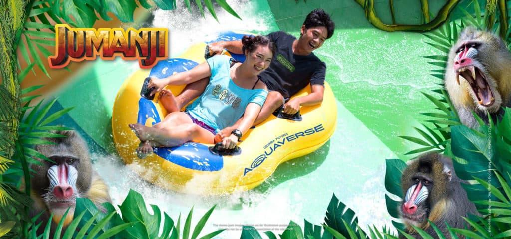 Sony abrirá su primer parque temático acuático en Tailandia y planea recibir al público a partir de Octubre 2021