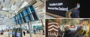 """Ya está en funcionamiento la """"burbuja de viajes"""" entre Australia y Nueva Zelanda"""