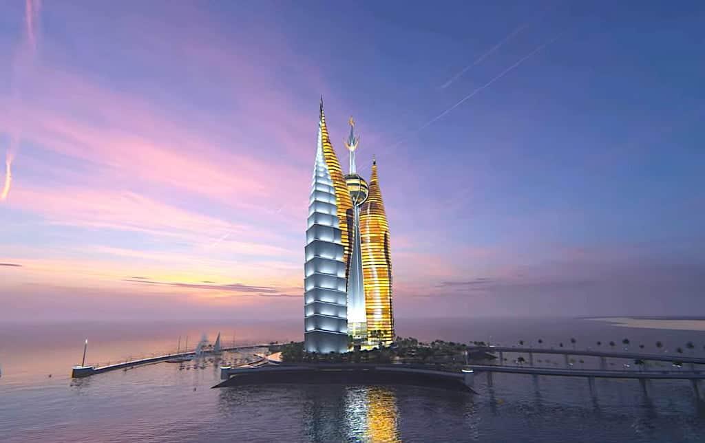 Torres De Djibouti