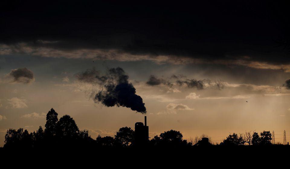 El Reino Unido se compromete a reducir sus emisiones de carbono en un 78% en los próximos 14 años