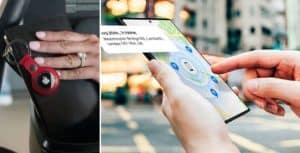 AirTag es el nuevo dispositivo de Apple y permite rastrear objetos perdidos