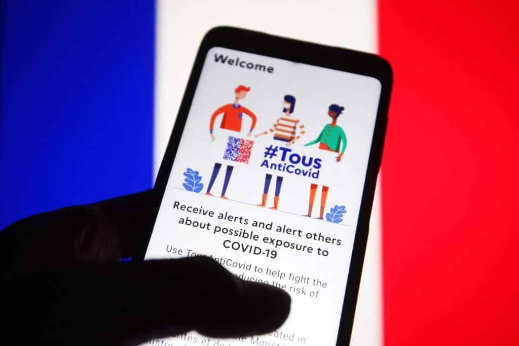 Francia Es El Primer País De Europa En Comenzar A Probar Un Pase Digital Para Viajar