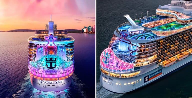 En 2022 el nuevo barco de Royal Caribbean, Wonder of the Seas, hará su debut en China