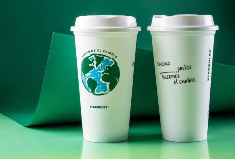 Starbucks regalará un vaso reusable conmemorativo del Día de la Tierra con la compra de una bebida grande