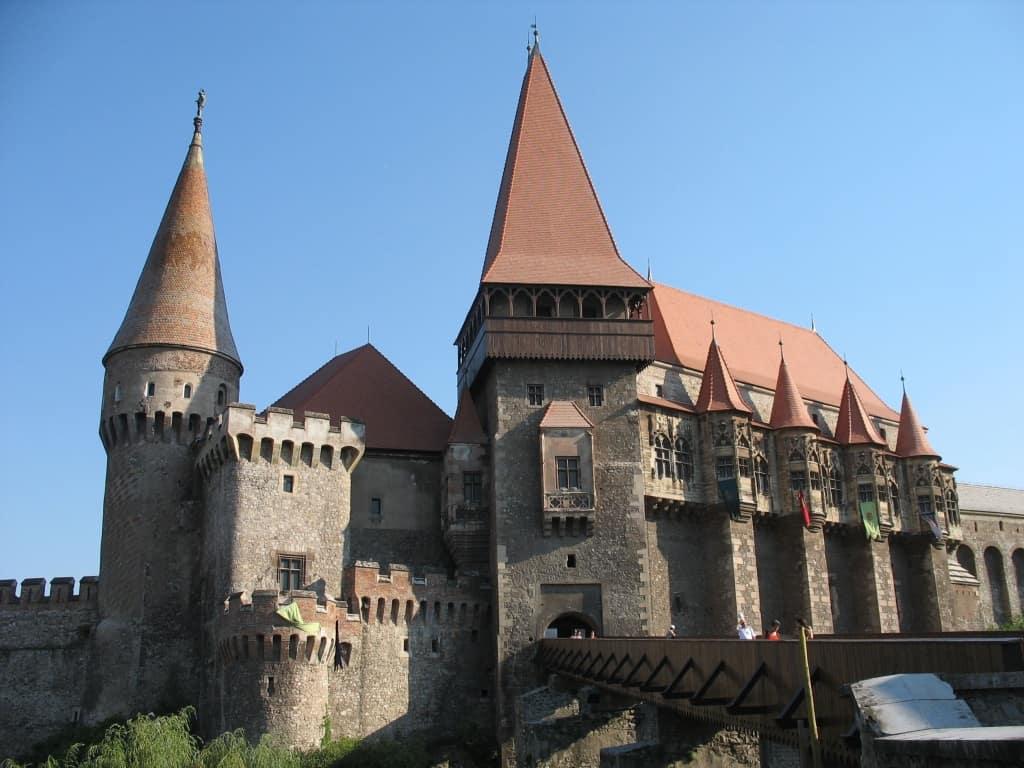 imagen dracula corvin hunyad castle