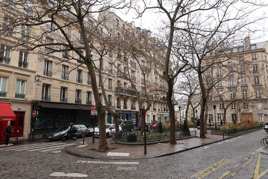 imagen paris 1200px Place de lEstrapade Paris 5e