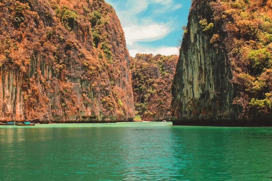 imagen Koh Phi Phi (Tailandia) Pileh Lagoon
