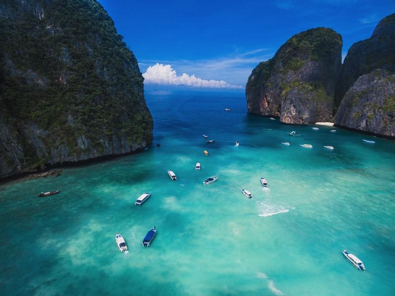 imagen Koh Phi Phi (Tailandia) humphrey muleba TejFa7VW5e4 unsplash