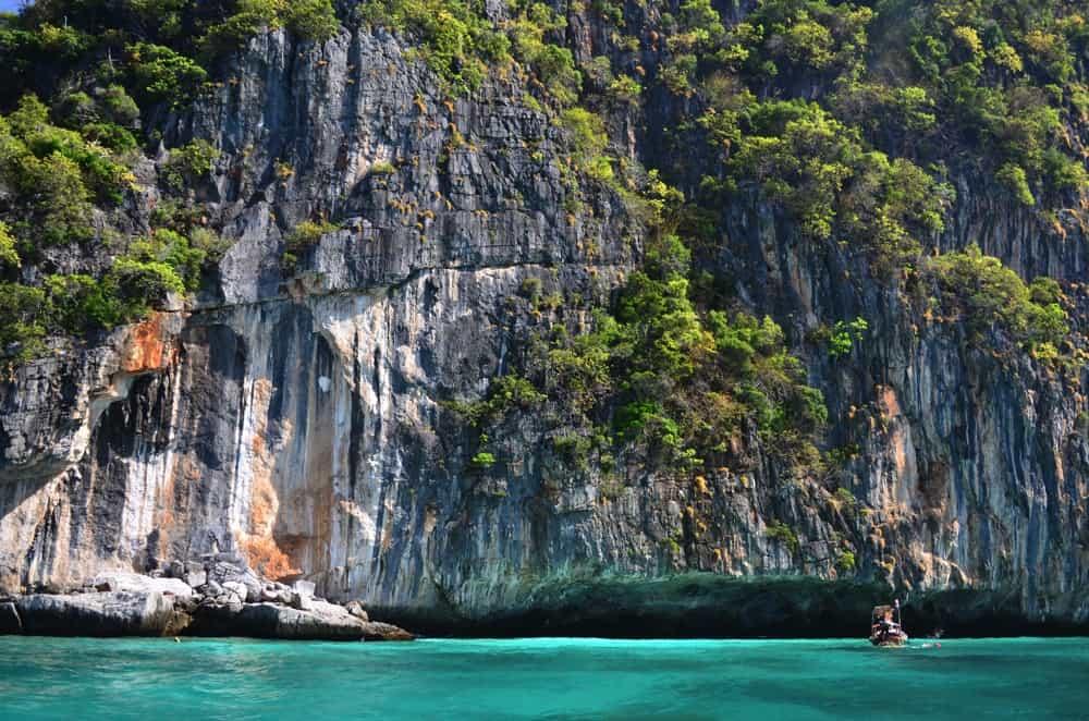 imagen Koh Phi Phi (Tailandia) Maya Bay recorrido