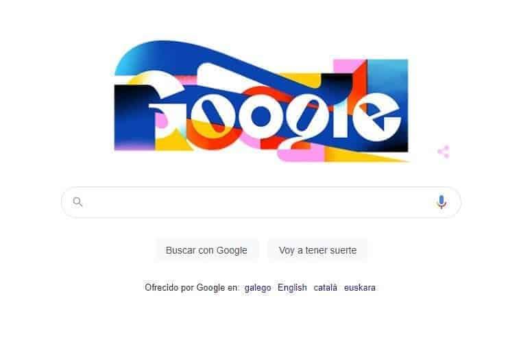 google-doodle-ñ
