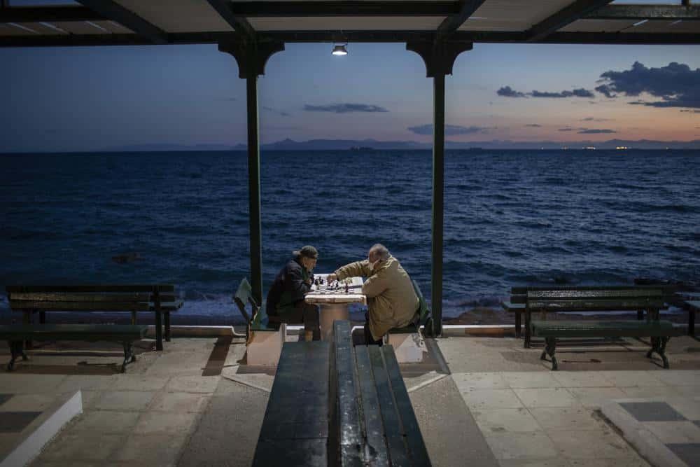 Grecia Planea Levantar Más Restricciones Mientras Se Prepara Para Volver A Recibir Turistas Internacionalesv