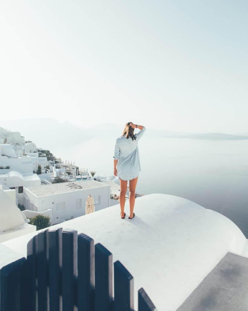 Grecia Planea Levantar Más Restricciones Mientras Se Prepara Para Volver A Recibir Turistas Internacionales
