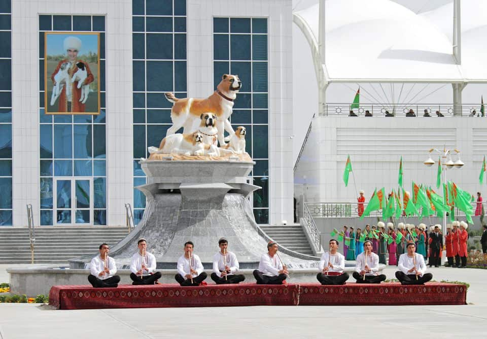 Esta raza de perros de Asia tiene su propio feriado nacional