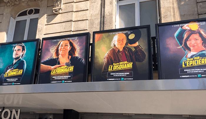 imagen Cines de París cines de paris afiches