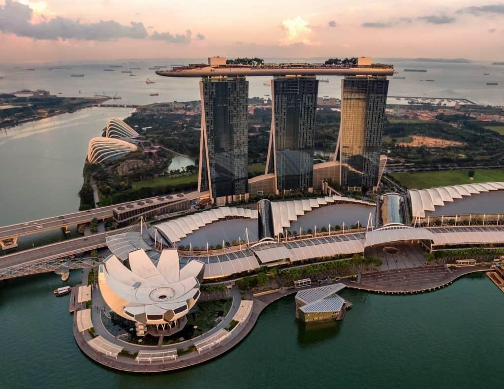 Singapur Y Hong Kong Esperan Lanzar Su &Quot;Burbuja De Viajes&Quot; Para Finales Del Próximo Mes