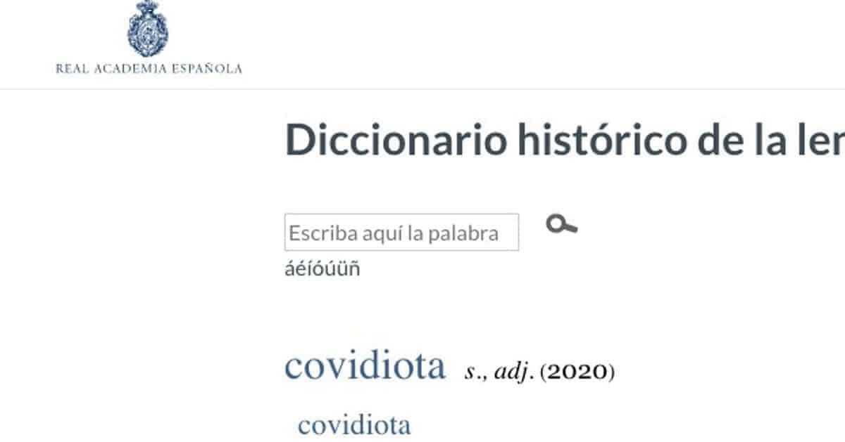 Covidiota