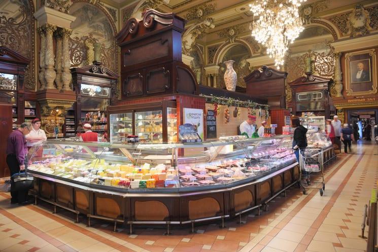Cierra Yeliseyevsky, El Emporio Gastronómico De Lujo Que Sirvió De Epicentro A La Vida Cultural En Moscú Durante 120 Años