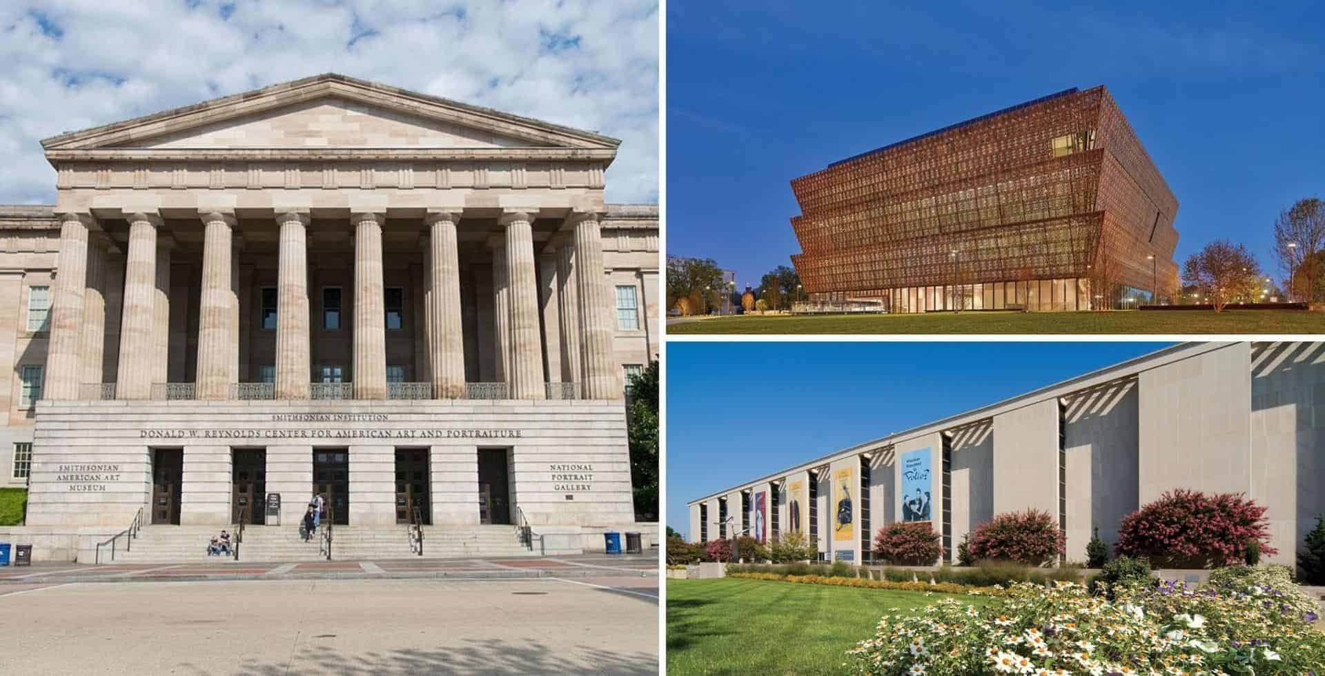 Estados Unidos: 7 museos smithsonianos y el Zoológico Nacional volverán a abrir sus puertas al público a partir de Mayo