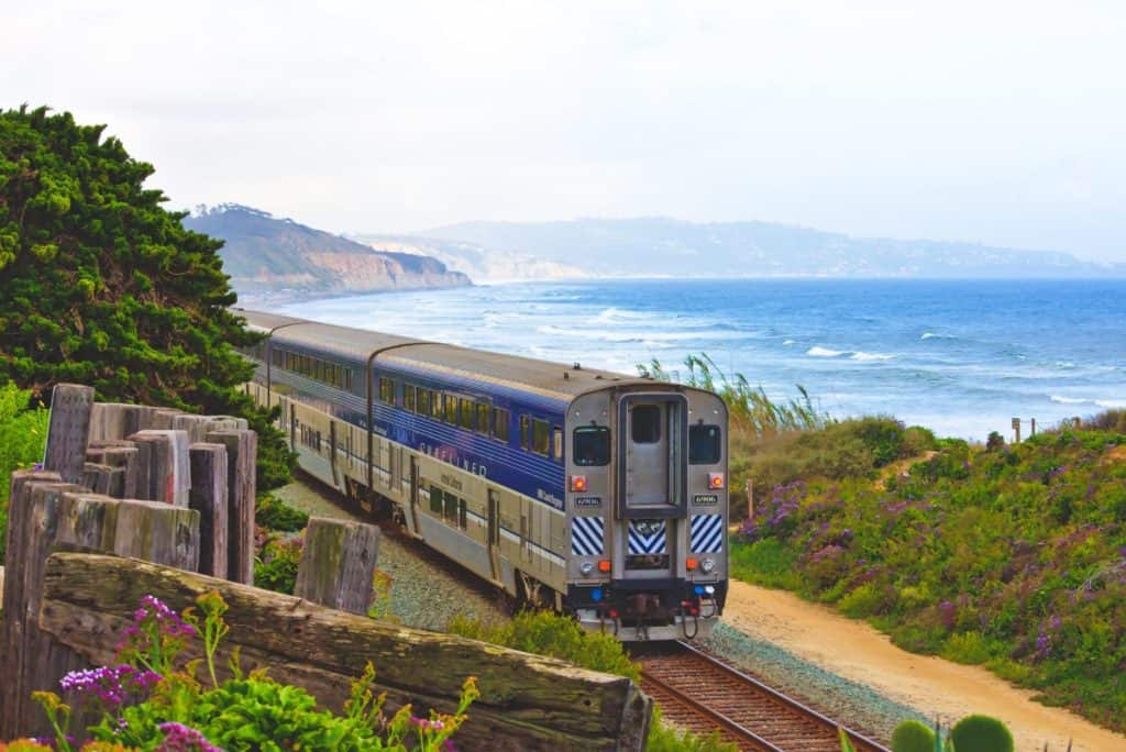 Ahora podrás comprar boletos de tren con 50% de descuento con motivo de la celebración del 50 aniversario de Amtrak